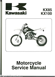 Best 2007 kx100 service manual Reviews