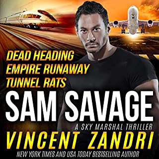 The Sam Savage Sky Marshal Boxed Set     A Sam Savage Sky Marshal Thriller              By:                                                                                                                                 Vincent Zandri                               Narrated by:                                                                                                                                 Andrew B. Wehrlen                      Length: 5 hrs and 28 mins     13 ratings     Overall 4.5