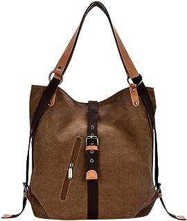 Suchergebnis auf für: Canvas Rucksackhandtaschen