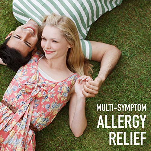 Good Sense Allergy Relief Diphenhydramine HCl 25 mg Antihistamine, 100 Count Allergy Pills