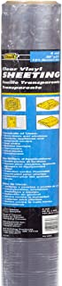 M-D Building Products 04788 M-D Polyfilm, 8 Mil T, 36 in W X 25 Ft L, Vinyl, Clear