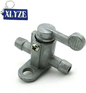 xlyze Valve de commutation du robinet dessence du robinet du gaz de lessence de pour le r/éservoir de Acerbis husaberg husqvarna de KTM
