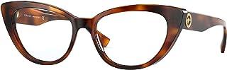 إطار نظارات نسائي من Versace MEDUSA ICON VE 3286 هافانا 54/16/140