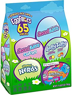 SweeTARTS Easter Candy Spring Mix-Ups Egg Fillers, 27.5 Ounce