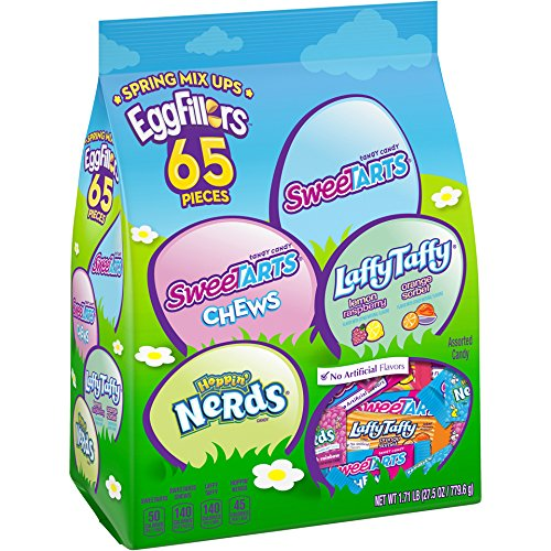 SweeTARTS Easter Candy Spring Mix-Ups Egg Fillers,...