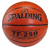 Spalding Unisex-Adult 74531Z_7 Basketball, orange, 7