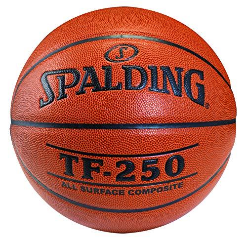 Spalding 74531Z_7 - Pallone da basket unisex adulto, taglia 7, colore: Arancione