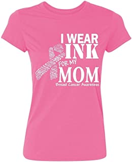 Best i wear pink for my mom t shirt Reviews