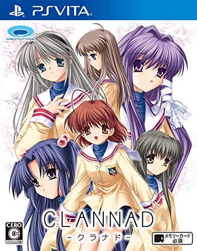 CLANNAD - PSVita