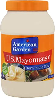 American Garden Mayonnaise Sauce - 887 ml