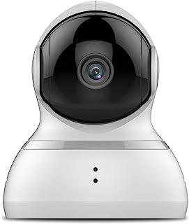 YI Camara Vigilancia 1080p Camara IP Camaras de Vigilancia Wifi Interior 360° Compatible con Alexa Detección de Movimiento...
