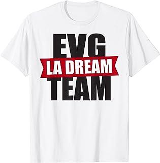 Homme EVG la dream TEAM - TEAM EVG - cadea EVG humour - mariage T-Shirt