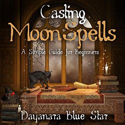 Casting Moon Spells audiobook cover art