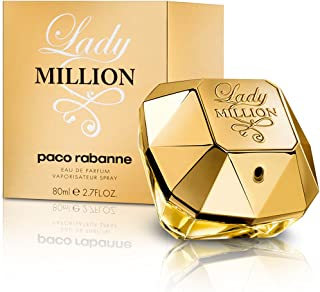 Paco Rabanne Lady Million Perfume 2.7.fl.oz.(80ml)