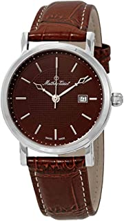 Mathey-Tissot City Brown Dial Men's Watch H611251AM