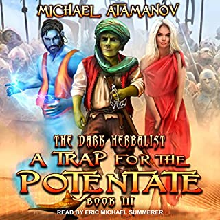 A Trap for the Potentate audiobook cover art