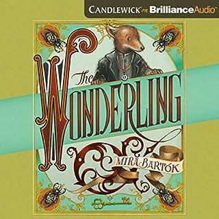 The Wonderling audiobook cover art