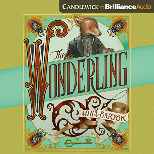 The Wonderling audiobook cover art