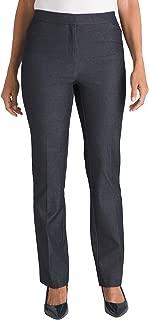 Women's Secret Stretch Straight-Leg Pants