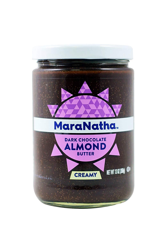 Maranatha Dark Chocolate Almond Spread Pack 13oz 3 Superior Mail order cheap