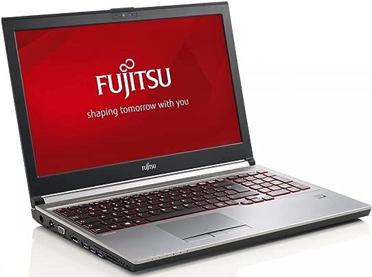 Fujitsu VFY H7300W77SBDE 39 6 cm  15 6 Zoll  Laptop  Intel Core i7 4710QM  8GB RAM  256GB SSD  Win Pro  schwarz