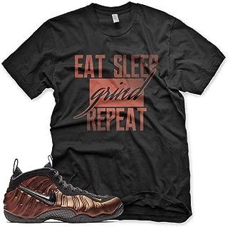 New GRIND T Shirt for Nike Foamposite Pro Hyper Crimson