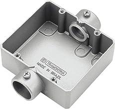 Caixa de Derivação Dupla Com Rosca Tipo CD 3/4'' - 56111002 - TRAMONTINA - Caixa de Derivação Dupla Com Rosca Tipo CD 3/...