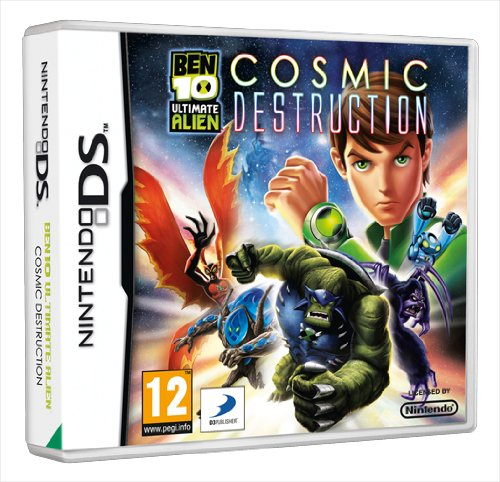 Ben 10 Ultimate Alien: Cosmic Destruction (Nintendo DS) [Importación inglesa]