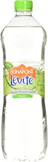 Bonafont Levité, Agua Infusionada Con Toque Sabor Limón, 1 litro. Paquete de 6