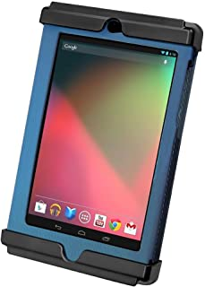 RAM Tab-Tite(TM) Universal Clamping Cradle for the Google Nexus 7 WITH HEAVY DUTY CASE
