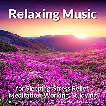 Relaxing Music for Sleeping, Stress Relief, Meditation, Working, Studying