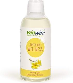 """winwin clean Systemische Reinigung - Fresh AIR LUFTREINIGUNGS-Konzentrat """"Wellness"""" 500ML I AUCH BESTENS GEEIGNET FÜR proWIN AIR Bowl"""
