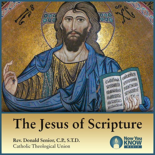The Jesus of Scripture audiobook cover art