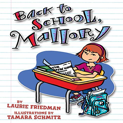 Back to School, Mallory cover art