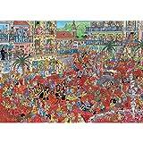Jumbo Spiele- Rompecabezas, Multicolor (20043)