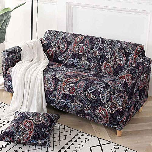 Sofa Cover Cotton Stretch Couch Cover Elastic Sofa Covers for Living Room Single L-shape Sofa Furniture Protector A11 3 seater