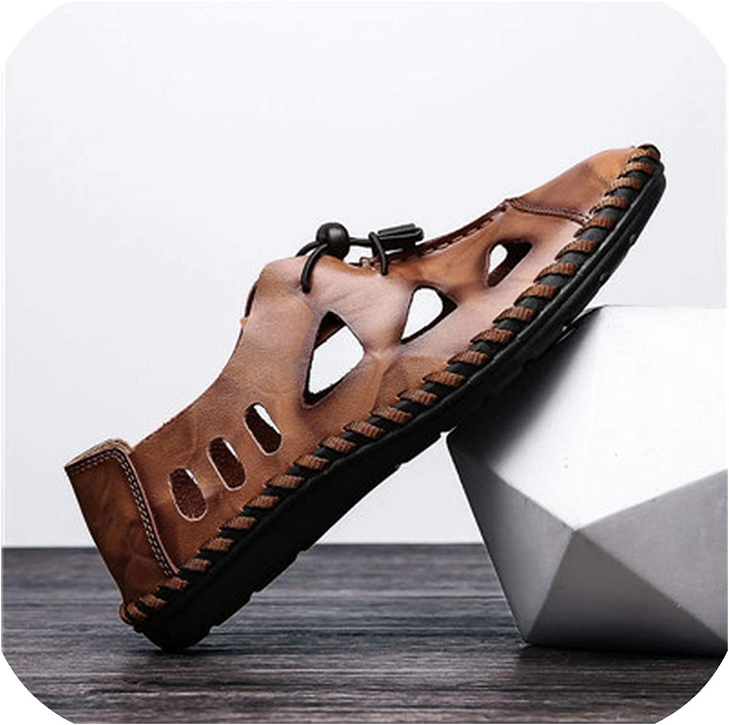 Style Sandals Breathable Hole Outdoor Men shoes