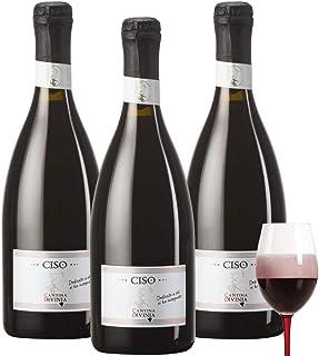 Ciso   Lambrusco di Modena   Bodega Divinja   Vino tinto