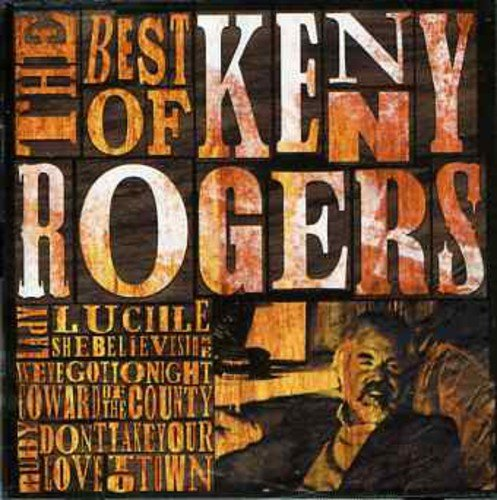 Best of Kenny Rogers [40trx] [Import]