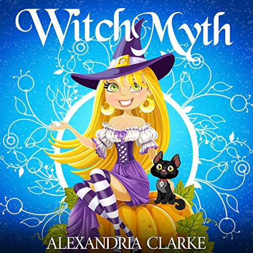Witch Myth audiobook cover art