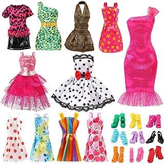 Bigib Set for 11 Ba-Girl Fashion Dolls Clothes Accessories (B07FYF5DCK)   Amazon price tracker / tracking, Amazon price history charts, Amazon price watches, Amazon price drop alerts