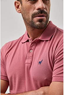 Polo Lhama Stretch - Rose