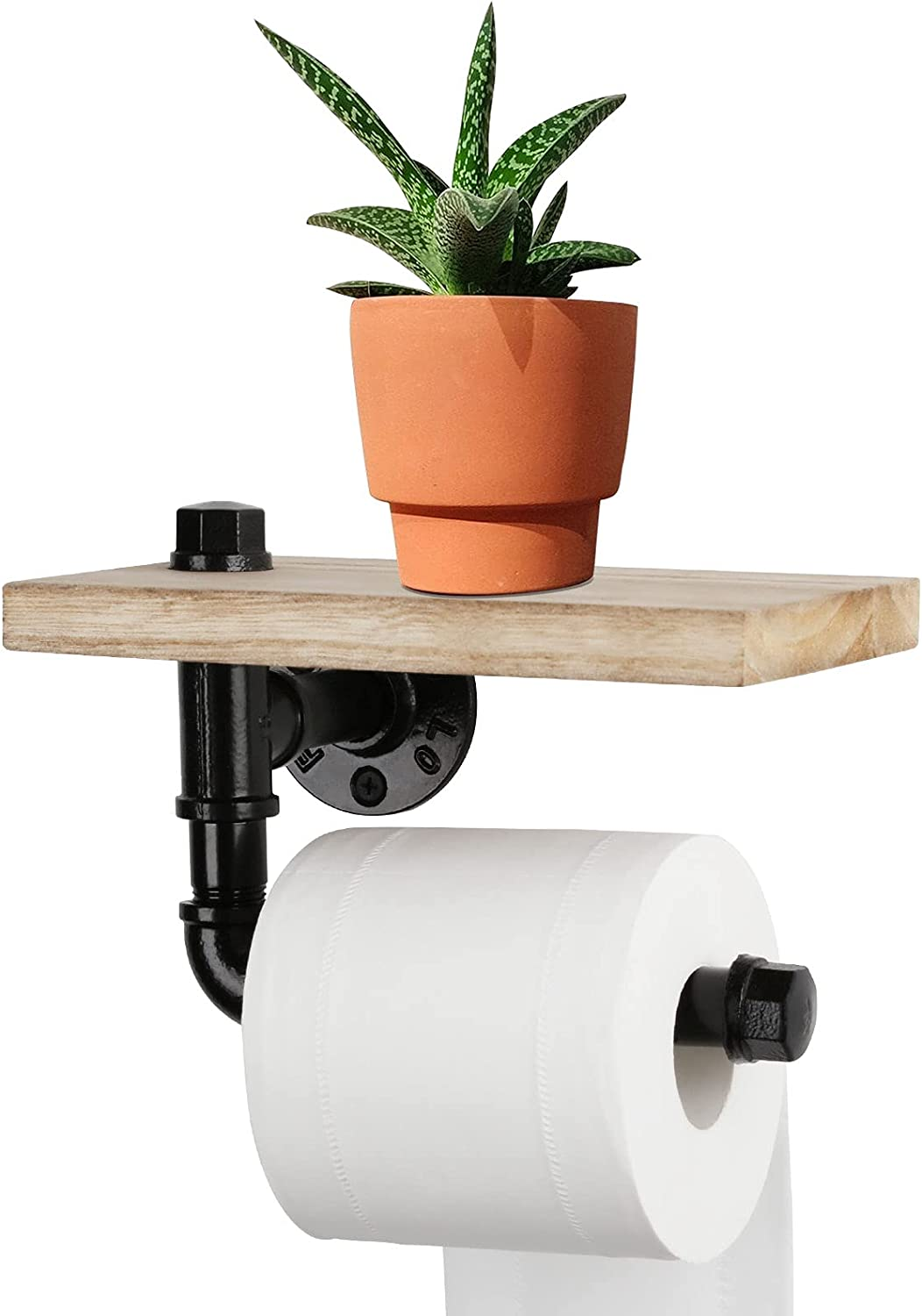 Industrial Commercial Toilet Paper Mounted Wall T Japan's largest assortment Max 68% OFF Holders