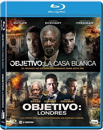 Pack Objetivo La Casa Blanca + Objetivo Londres Blu-Ray [Blu-ray]