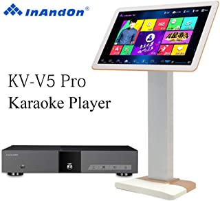 New Type InAndon karaoke player KV-306 with 4TB HDD Build-in 93,000 Songs Wireless