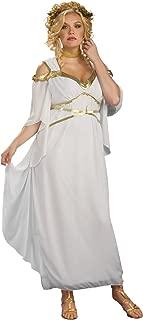 Plus Size Roman Goddess Costume - Womens Full