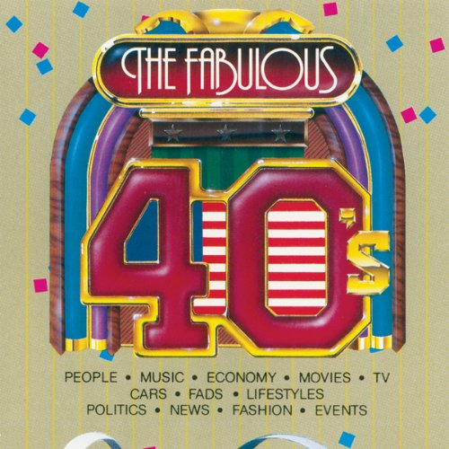 The Fabulous 40's audiobook cover art