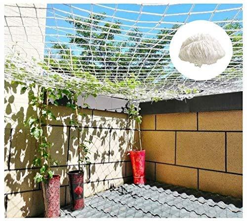 Veiligheidsnetten, Heknet Geweven touwnet Weefnet voor balkon Raamtrappen Anti-vallend voetbalnet Hangmat Schommel Buitenbeschermingsnet