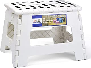 Best small foldable step stool Reviews