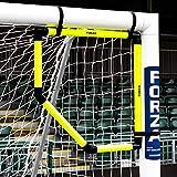 FORZA Cuadros de Precisión para Porterías de Fútbol – Entrenamiento de Puntería (Pack de 2, con Bolsa)